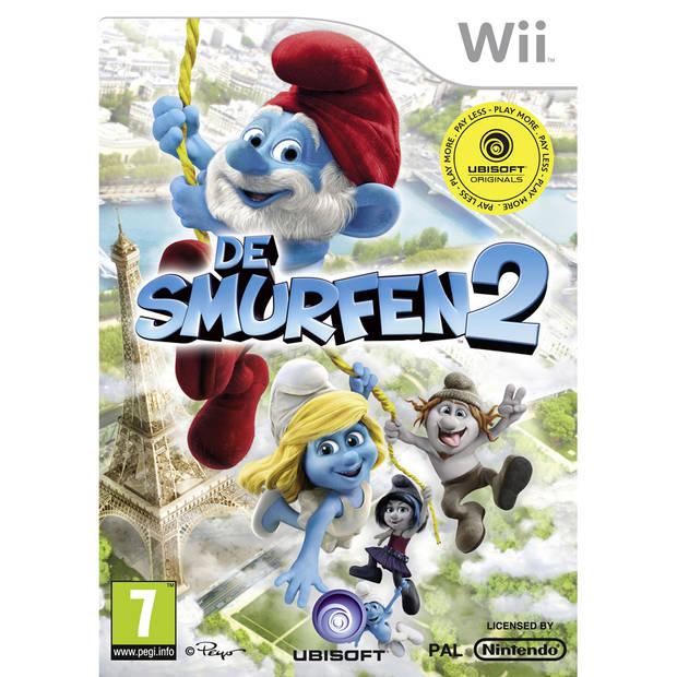 Wii De Smurfen 2