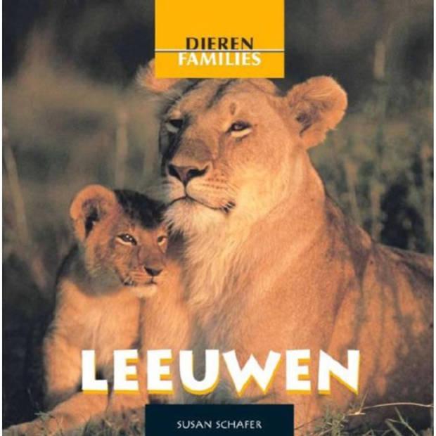 Leeuwen - Dierenfamilies