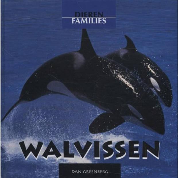 Walvissen - Dierenfamilies