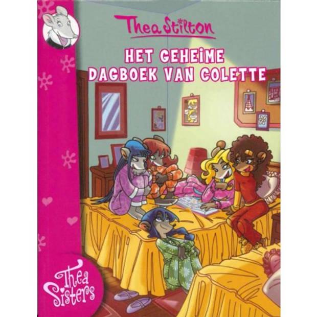 Het Geheime Dagboek Van Colette - Thea Stilton