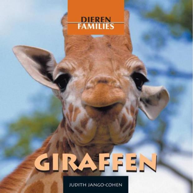 Giraffen - Dierenfamilies