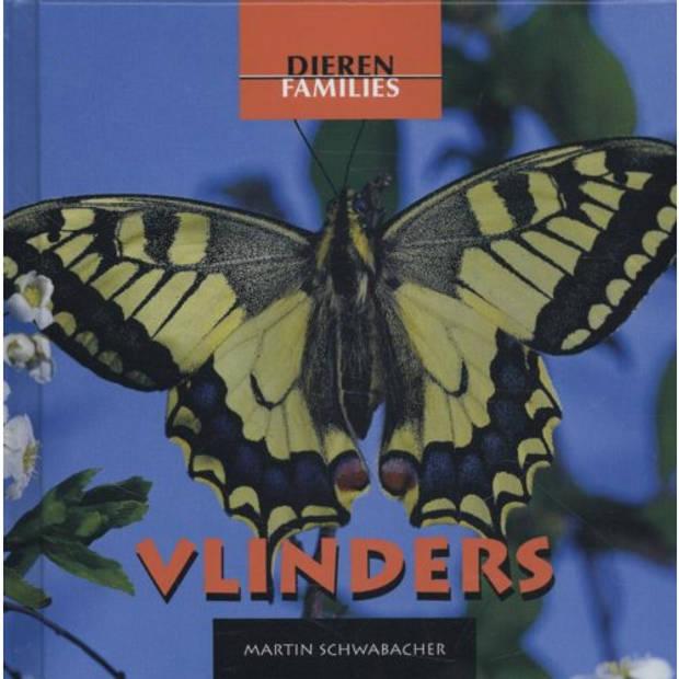 Vlinders - Dierenfamilies