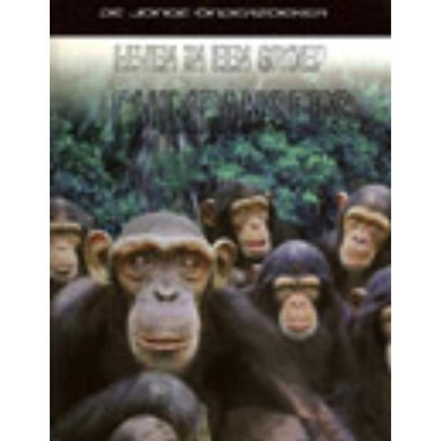 Leven In Een Groep Chimpansees - Leven In Een ...