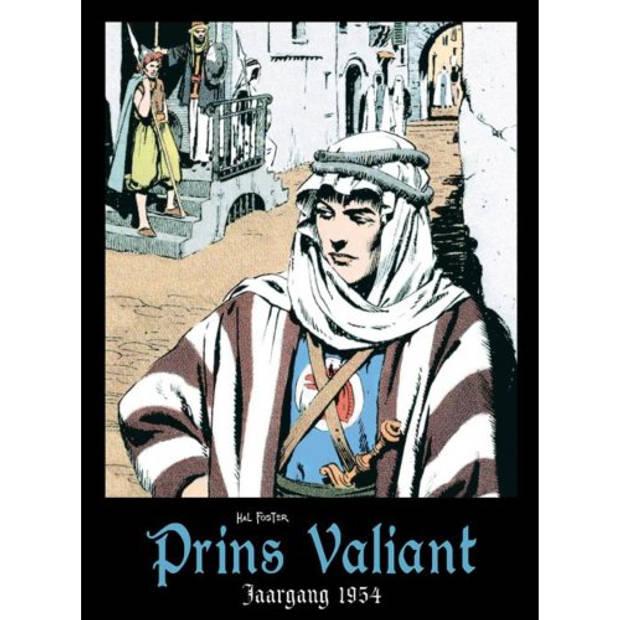 Prins Valiant Jaargang 1954 / Jaargang 1954 -
