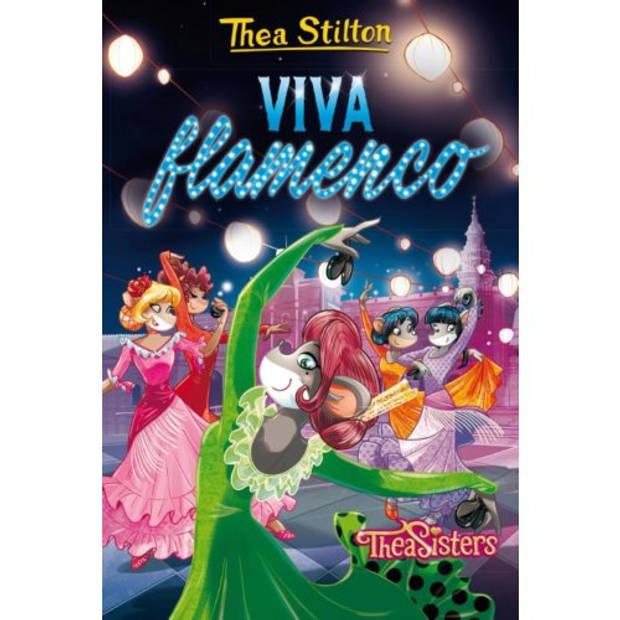 Viva Flamenco - Thea Stilton