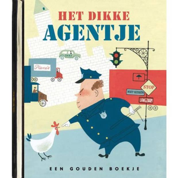 Het Dikke Agentje - Gouden Boekjes