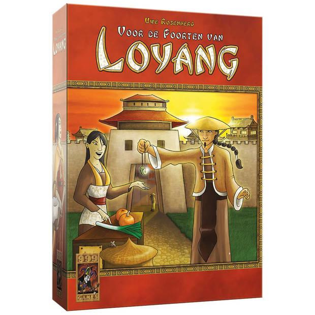 Voor de poorten van Loyang kaartspel