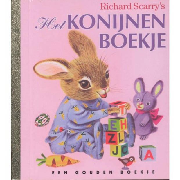 Het Konijnenboekje - Gouden Boekjes