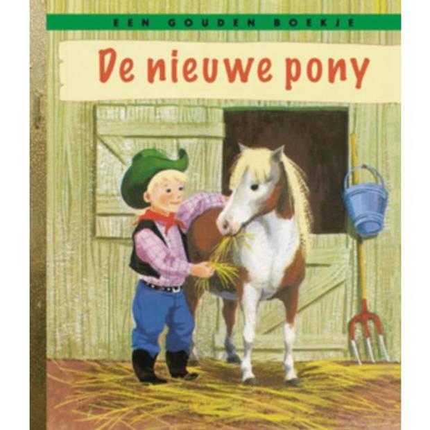 De Nieuwe Pony - Gouden Boekjes