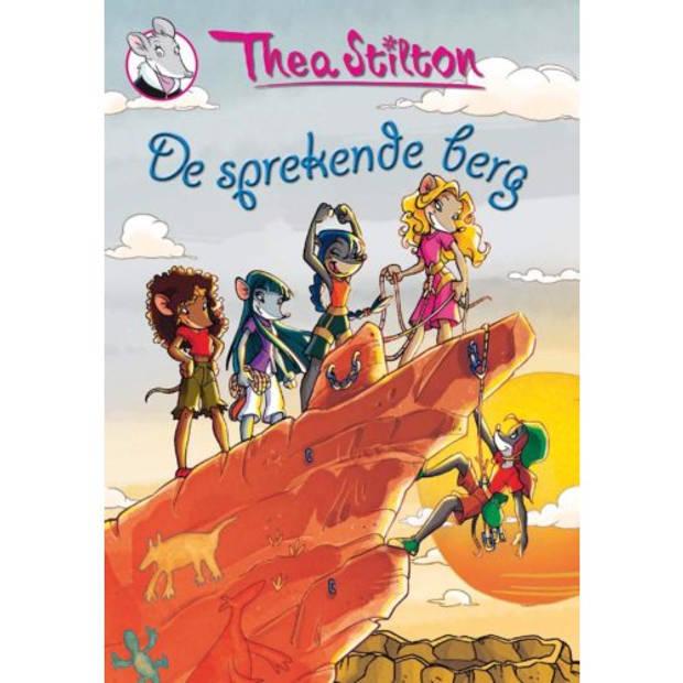 De Sprekende Berg - Thea Stilton