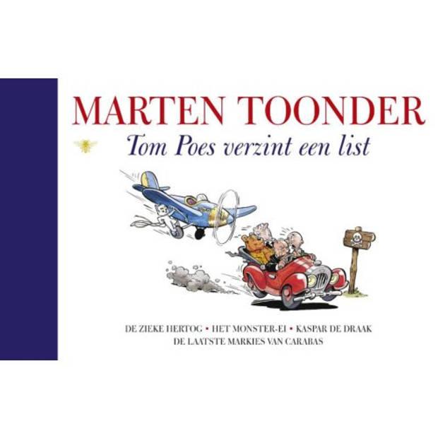 Tom Poes Verzint Een List - Alle Verhalen Van