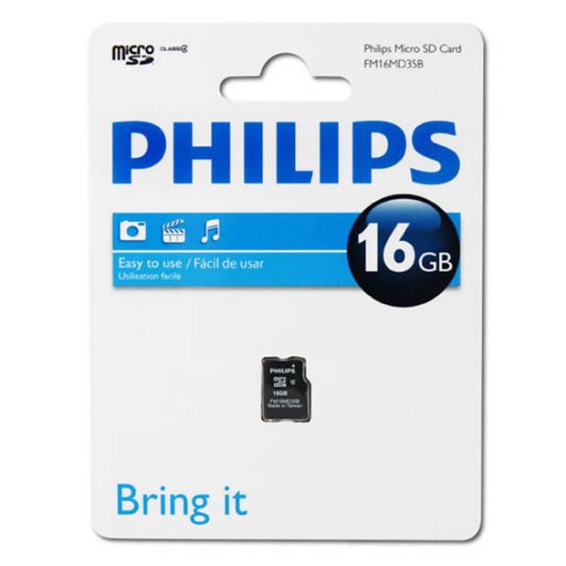 Philips Micro SD 16GB