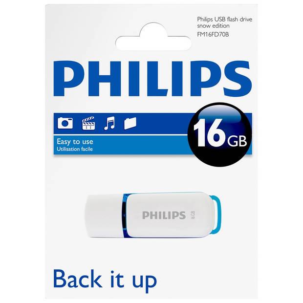 Philips Snow USB 2.0 stick, 16 GB