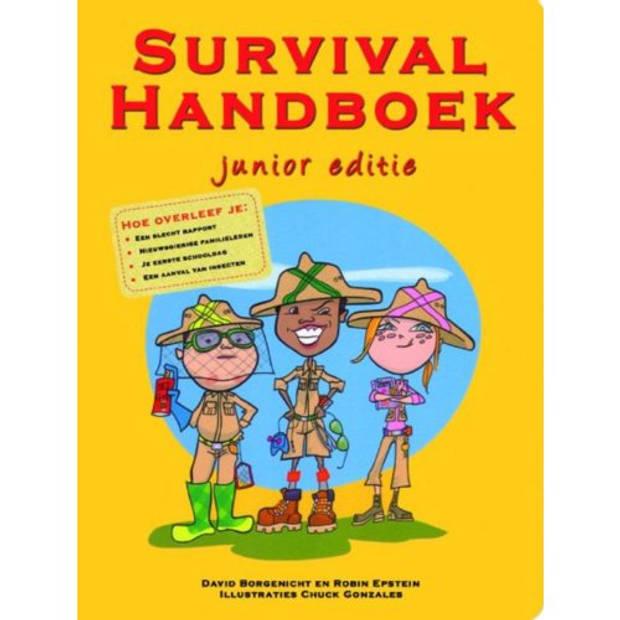 Survival Handboek / Junior Editie