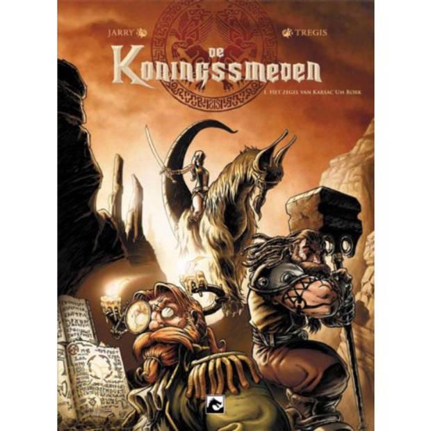 Het zegel van Karzac Um Rork - De koningssmeden