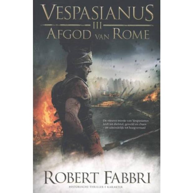 Afgod Van Rome - Vespasianus