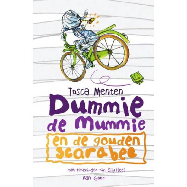 Dummie De Mummie En De Gouden Scarabee - Dummie De