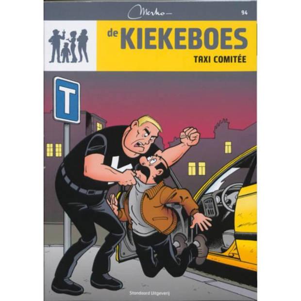 Taxi comitee - De Kiekeboes