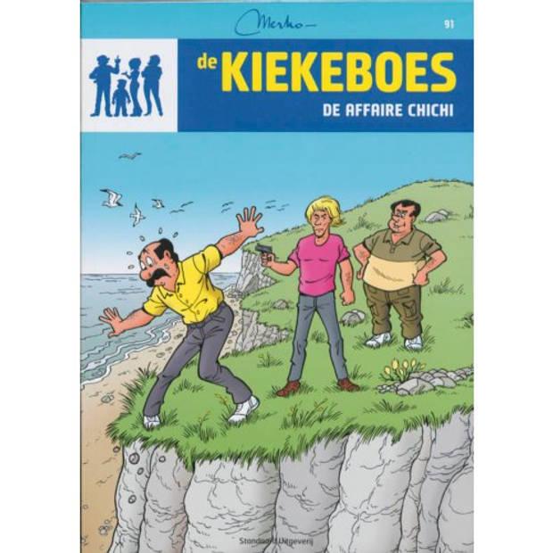 De affaire chichi - De Kiekeboes