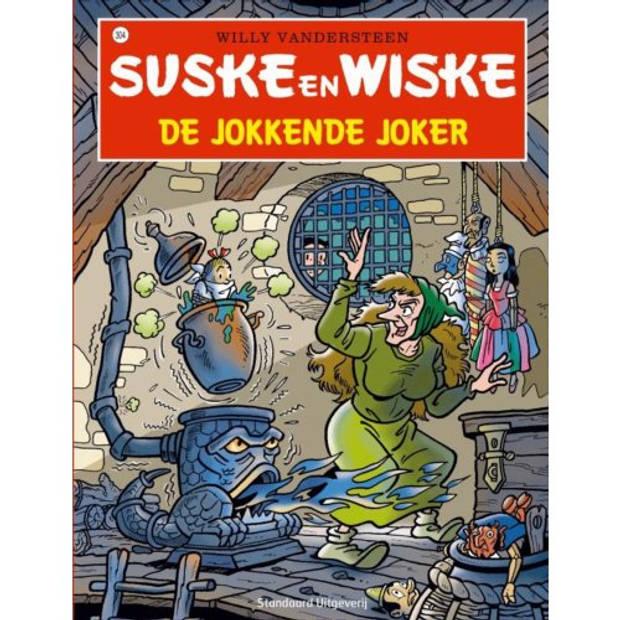 De jokkende joker - Suske en Wiske