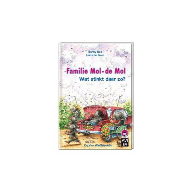 Familie Mol-De Mol - Hoera, Ik Kan Lezen!