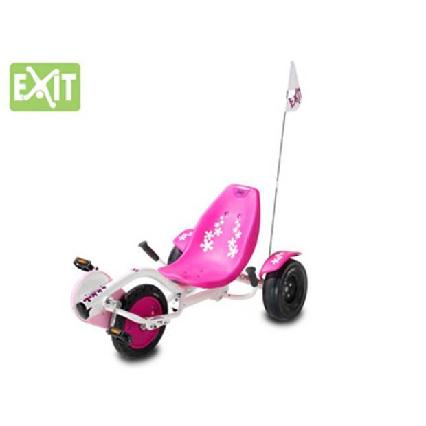 EXIT Triker Lady Rocker - wit/roze