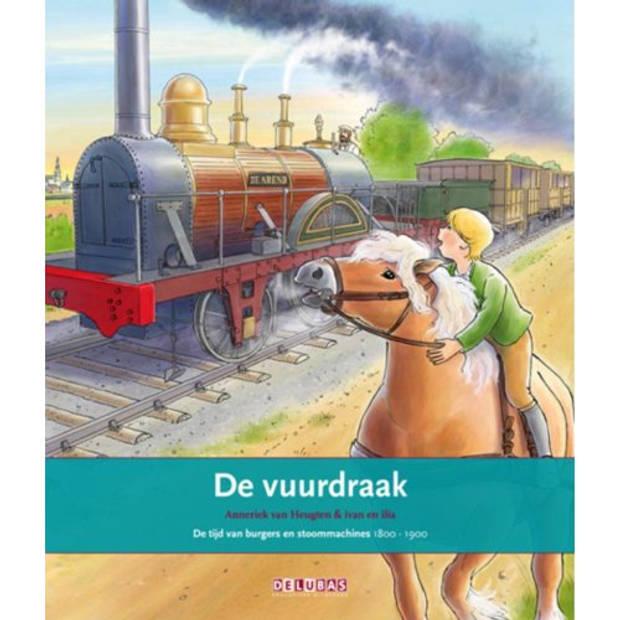 De Vuurdraak - Terugblikken Prentenboeken