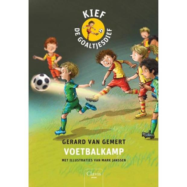 Voetbalkamp - Kief, De Goaltjesdief