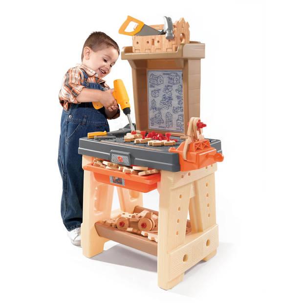 Step2 speelgoed werkbank