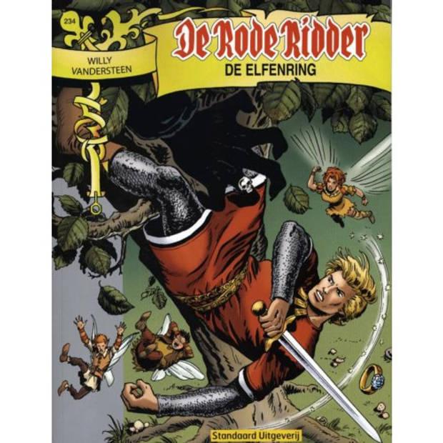 De elfenring - De Rode Ridder