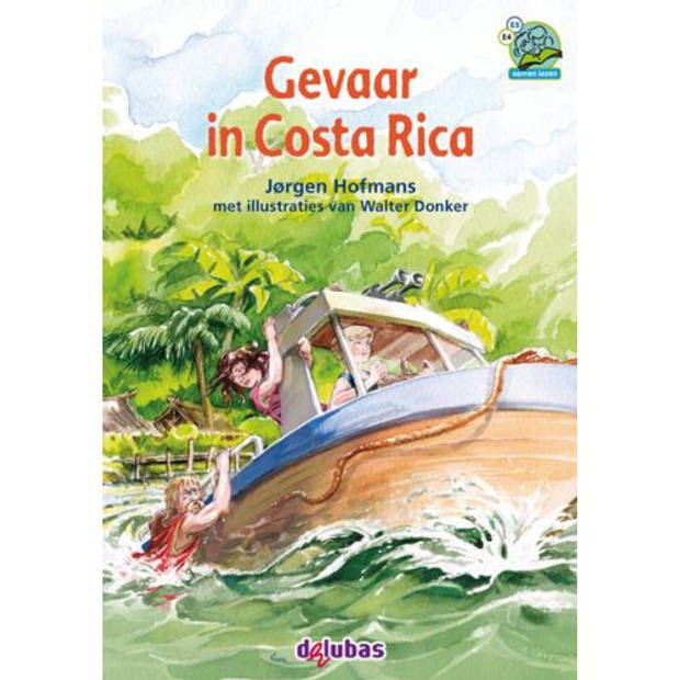 Gevaar In Costa Rica - Samenleesboeken