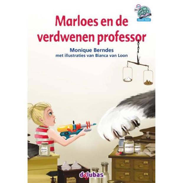 Marloes En De Verdwenen Professor -