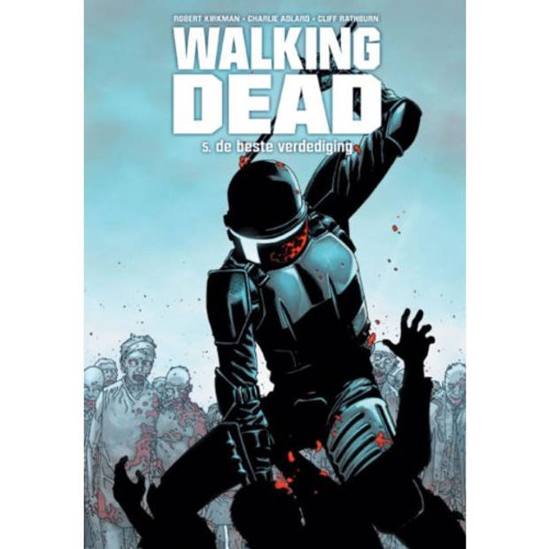 De Beste Verdediging - Walking Dead