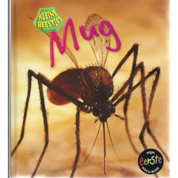 Mug - Kleine beestjes