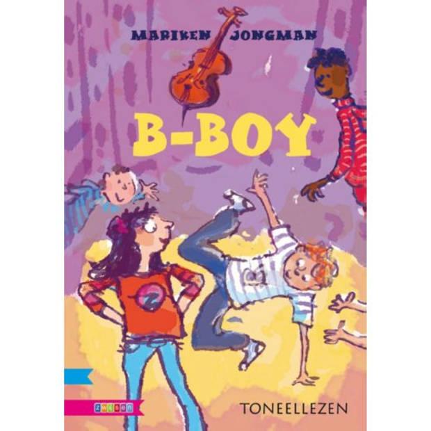 B-Boy - Toneellezen