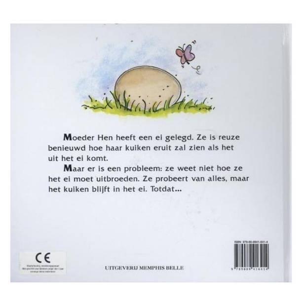 Memphis Belle baby- en peuterboek Kom uit het ei, kleintje