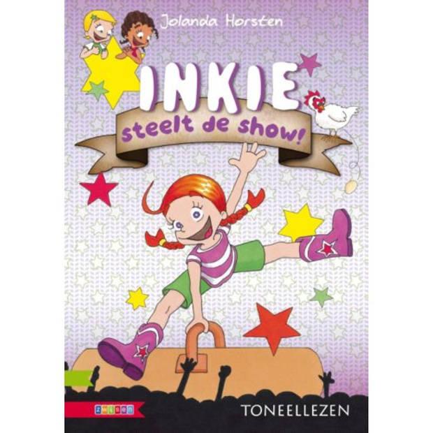 Inkie Steelt De Show - Toneellezen