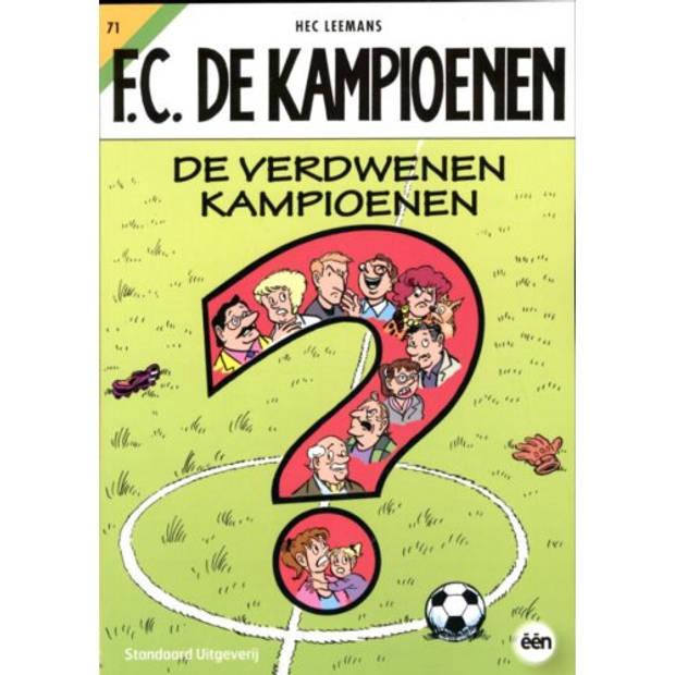 De Verdwenen Kampioenen - F.C. De Kampioenen