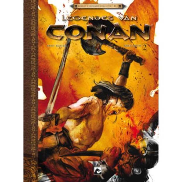 Geboren Op Het Slagveld / Ii - Legendes Van Conan