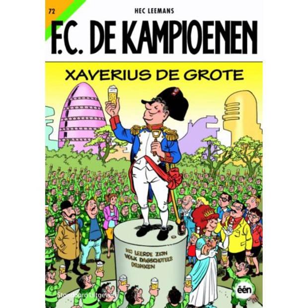 Xaverius de grote - F.C. De Kampioenen