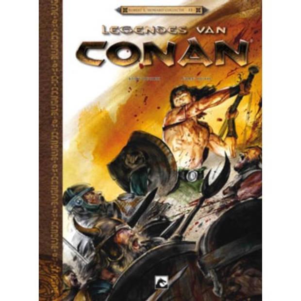 Geboren Op Het Slagveld / Iii - Legendes Van Conan