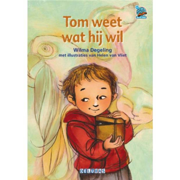Tom Weet Wat Hij Wil - Samenleesboeken