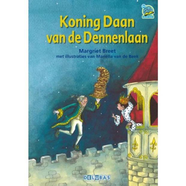 Koning Daan Van De Dennenlaan - Samenleesboeken