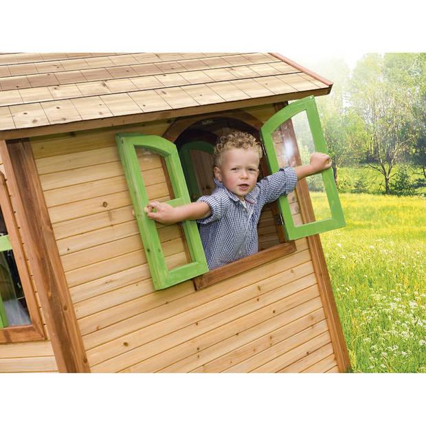 AXI houten speelhuis Julia