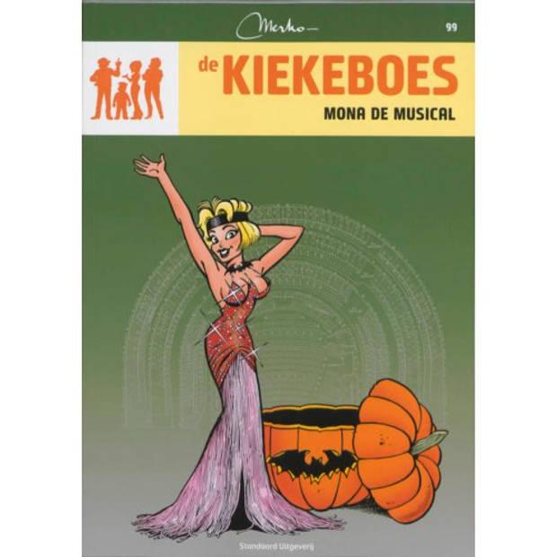 Mona, de musical - De Kiekeboes