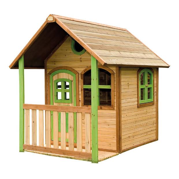 AXI houten speelhuis Alex