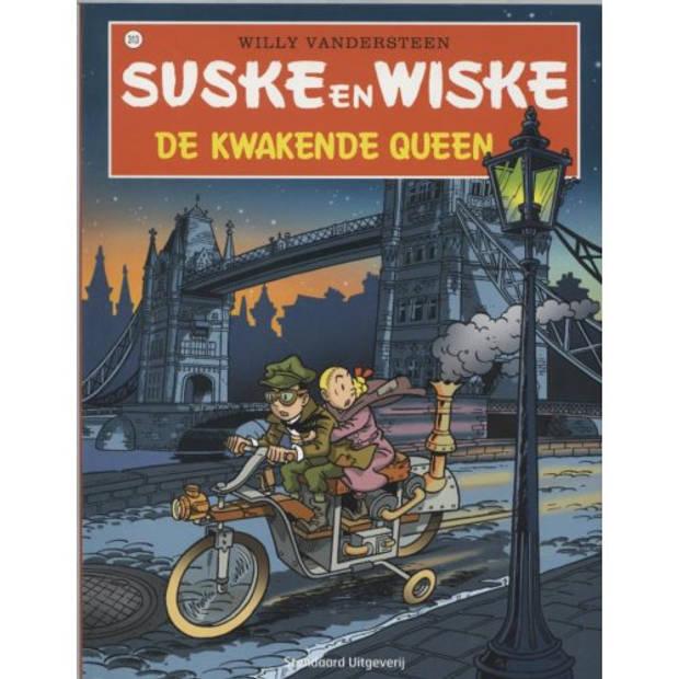 De Kwakende Queen - Suske En Wiske Luxe