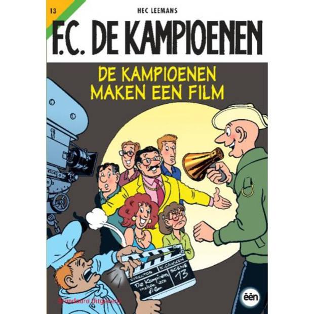 De Kampioenen Maken Een Film - F.C. De Kampioenen