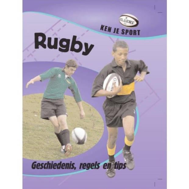 Rugby - Ken Je Sport