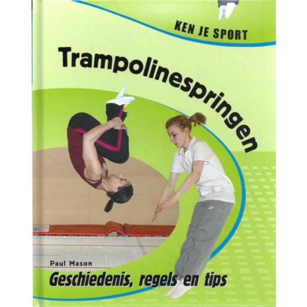 Trampoline Springen - Ken Je Sport